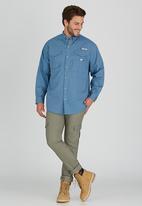 Columbia - Bonehead Long Sleeve Shirt Blue