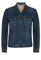 Levi's® - Trucker Jacket Conifer Blue