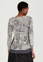 Maya Prass - Corla T-Shirt Grey