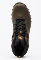 Columbia - Columbia Newtin Ridge Waterproof Boot Dark Brown