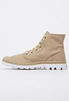 Palladium - Blanc High-top Sneakers Beige