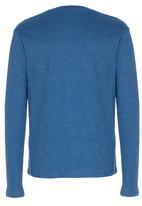 Lizzard - Printed T-Shirt Navy