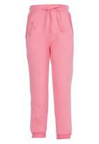 Lizzy - Sweat Pants Mid Pink