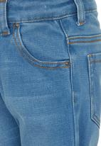 See-Saw - Relaxed Jean Mid Blue
