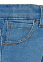 See-Saw - Skinny Jean Mid Blue