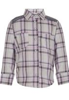 See-Saw - Check Shirt Grey