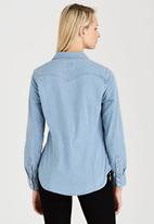 Levi's® - Tailored Classic Western Shirt Pale Blue
