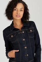 STYLE REPUBLIC - Denim Jacket Dark Blue