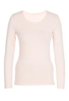 GUESS - Chain Logo Tee Pale Pink