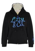 Lizzy - Girls Hoody Black