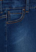 See-Saw - Denim Skirt Dark Blue