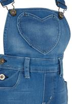 See-Saw - Dungaree Mid Blue