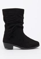 Awol - Girls Boot Black