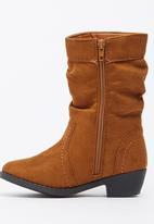 Awol - Girls Boot Tan
