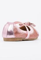 Rock & Co. - Queen Pump Pale Pink