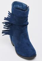 Awol - Girls Boot Navy