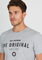 Ben Sherman - Original Tee Grey