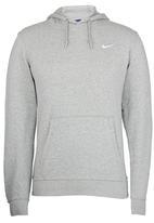 Nike - Nike Club Swoosh Hoody Grey