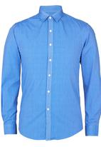 Brooksfield - Tailored Fit Shirt Blue