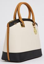 Anne Klein - New Recruits Dome Bag Stone