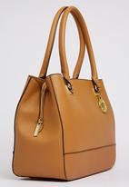 Anne Klein - New Recruits Satchel Bag Tan