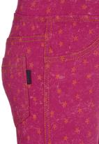 POP CANDY - Pink Jeggings Mid Pink
