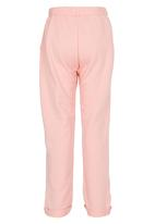 POP CANDY - Pink Track Pants Pale Pink