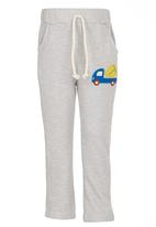 POP CANDY - Truck Track Pants Grey