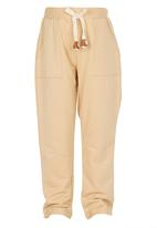 POP CANDY - Track Pants Tan