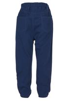 POP CANDY - Blue Chinos Mid Blue