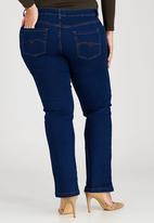 STYLE REPUBLIC PLUS - Straight Leg Jeans Blue