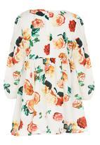 POP CANDY - Girls Flower Dress White