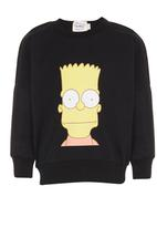 POP CANDY - Bart  Simpson Tee Black