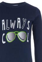 See-Saw - Boys Pyjama Set Green