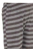 See-Saw - Boys Pyjama Set Grey Melange