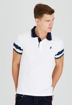 Polo Sport - Upstyled Golfer White