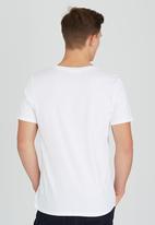 WeSC - Kato S/S T-Shirt White