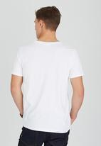 WeSC - Bradford S/S T-Shirt White
