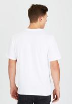 Jockey - 2 Pack Crew Neck Undershirt White