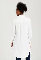 edit - Longer Length Shirt Milk