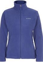 Columbia - Fast Trek II Fleece Jacket Blue