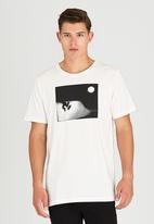 Element - Bail By Moon Short-Sleeve T-Shirt Off White