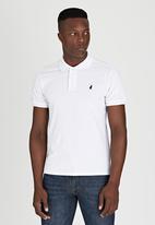 POLO - Short Sleeve Classic Golfer White