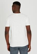 Only & Sons - Sky O-Neck T-Shirt Off White