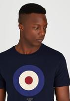 Ben Sherman - Short Sleeve T-Shirt Navy