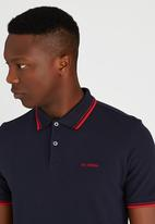 Ben Sherman - Short Sleeve Polo Navy