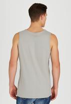 Fox - Adik Vest Grey