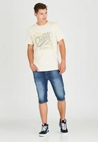 O'Neill - Pints T-Shirt Off White