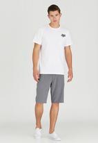 Fox - Interaction T-Shirt White