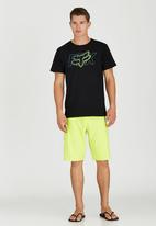 Fox - Skars T-Shirt Black